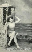 bea001086 - Bathing Beauty Post Card Post Card