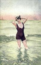 bea001093 - Bathing Beauty Post Card Post Card