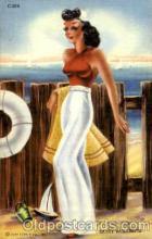 bea001095 - Bathing Beauty Post Card Post Card