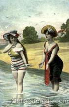 bea001112 - Bathing Beauty Post Card Post Card