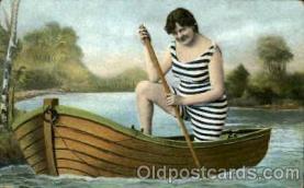 bea001116 - Bathing Beauty Post Card Post Card