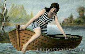 bea001124 - Bathing Beauty Post Card Post Card