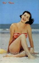 bea001188 - Bathing Beauty Old Vintage Antique Postcard Post Card