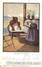 ber001045 - Busy bear Bear, Bears, Postcard Post Card