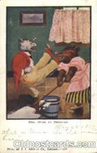 ber001057 - Busy bear Bear, Bears, Postcard Post Card
