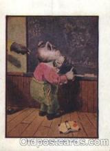 ber001058 - Busy bear Bear, Bears, Postcard Post Card