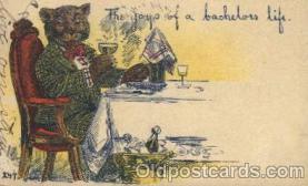 ber001101 - Bear, Bears, Postcard Post Card