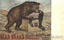 ber001110 - Bear Brand Bear, Bears, Postcard Post Card