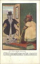 ber001796 - 429 Busy Bears - Thursday, Bear Postcard Post Card Old Vintage Antique