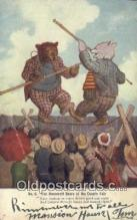 ber001823 - No. 6 The Roosevelt Bears E Stern Co. (First Series, 1906), Bear Postcard Bears, tragen postkarten, sopportare cartoline, soportar tarjetas postales, suportar cartões postais