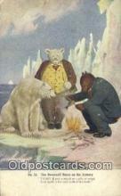 ber001827 - No. 14 The Roosevelt Bears E Stern Co. (First Series, 1906), Bear Postcard Bears, tragen postkarten, sopportare cartoline, soportar tarjetas postales, suportar cartões postais