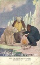 ber001828 - No. 14 The Roosevelt Bears E Stern Co. (First Series, 1906), Bear Postcard Bears, tragen postkarten, sopportare cartoline, soportar tarjetas postales, suportar cartões postais