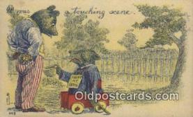 ber001886 - A Touching Scene Wells Bears, Bear Postcard Bears, tragen postkarten, sopportare cartoline, soportar tarjetas postales, suportar cartões postais