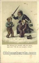 ber001897 - CW Faulkner & Co. London, Bear Postcard Bears, tragen postkarten, sopportare cartoline, soportar tarjetas postales, suportar cartões postais