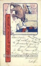ber001898 - Raymond Howe, Bear Postcard Bears, tragen postkarten, sopportare cartoline, soportar tarjetas postales, suportar cartões postais
