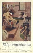ber001936 - Busy Bear # 433 J.I. Austen Co. Chicago , Bear Postcard Bears, tragen postkarten, sopportare cartoline, soportar tarjetas postales, suportar cartões postais