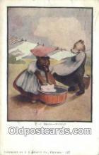 ber001940 - Busy Bear # 427 J.I. Austen Co. Chicago , Bear Postcard Bears, tragen postkarten, sopportare cartoline, soportar tarjetas postales, suportar cartões postais
