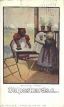 ber001945 - Busy Bear # 428 J.I. Austen Co. Chicago , Bear Postcard Bears, tragen postkarten, sopportare cartoline, soportar tarjetas postales, suportar cartões postais