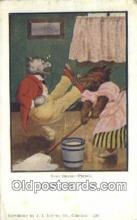 ber001948 - Busy Bear # 430 J.I. Austen Co. Chicago , Bear Postcard Bears, tragen postkarten, sopportare cartoline, soportar tarjetas postales, suportar cartões postais