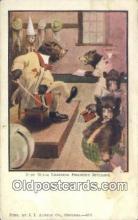 ber001950 - Busy Bear # 433 J.I. Austen Co. Chicago , Bear Postcard Bears, tragen postkarten, sopportare cartoline, soportar tarjetas postales, suportar cartões postais