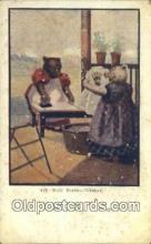 ber001951 - Busy Bear # 428 J.I. Austen Co. Chicago , Bear Postcard Bears, tragen postkarten, sopportare cartoline, soportar tarjetas postales, suportar cartões postais