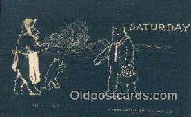 ber001981 - RL Wells, Bear Postcard Bears, tragen postkarten, sopportare cartoline, soportar tarjetas postales, suportar cartões postais