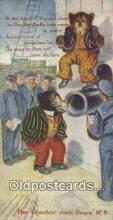 ber002037 - Cracker Jack Bears No. 8 B.E. Moreland, Rueckheim & Eckstein, Bear Postcard Bears, tragen postkarten, sopportare cartoline, soportar tarjetas postales, suportar cartões postais