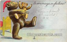 ber002143 - Artist Ottoman Postcard Post Card