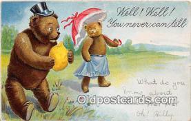 ber002145 - Artist Ottoman Postcard Post Card