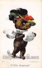 ber002223 - Fifth Avenue Artist Rose Clark Postcard Post Card