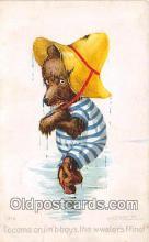 ber002225 - Waters Fine Artist Rose Clark Postcard Post Card
