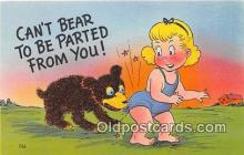 ber002243 - Bears, Vintage Collectable Postcards