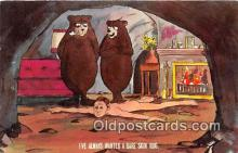 ber002244 - Bears, Vintage Collectable Postcards