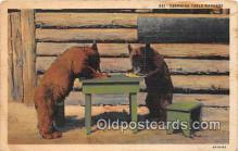 ber002258 - Bears, Vintage Collectable Postcards