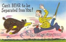 ber002279 - Bears, Vintage Collectable Postcards