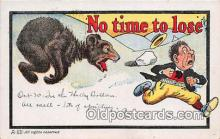 ber002294 - Bears, Vintage Collectable Postcards