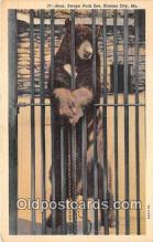 ber002305 - Bears, Vintage Collectable Postcards