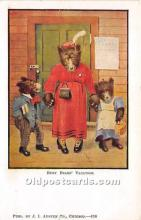 ber006016 - Bear Postcard