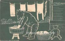 ber006041 - Bear Postcard