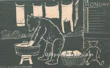 ber006043 - Bear Postcard