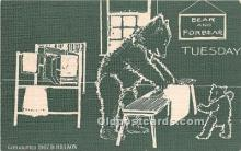 ber006044 - Bear Postcard