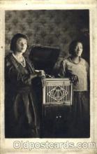 bla000014 - Black, Blacks, Real Photo Postcard Post Card