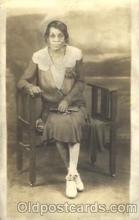 bla000016 - Black, Blacks, Real Photo Postcard Post Card