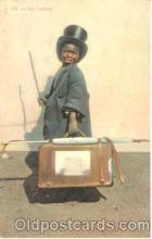 bla001021 - Black Blacks Postcard Post Card