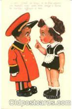 bla001037 - Black Blacks Postcard Post Card