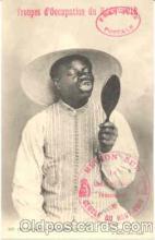 bla001103 - Black Blacks Postcard Post Card