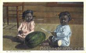 bla001152 - Black Blacks Postcard Post Card