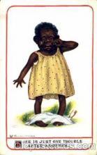 bla001252 - Black Blacks Postcard Post Card