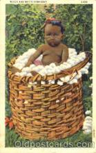 bla001277 - Black Blacks Postcard Post Card