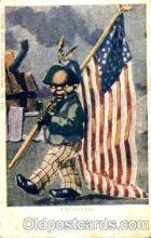 bla001288 - A True Citizen Black Blacks Postcard Post Card